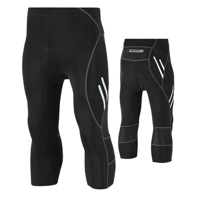 Quick-Dry Riding Pants Stretch Bicycle Cycling Suits Sweatproof and Moisture Clothing