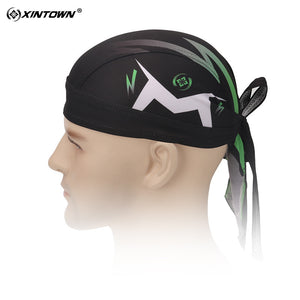 Outdoors Riding Pirate Scarf Mountain Road Bike Sports Cap
