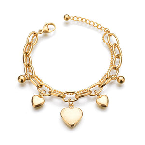 Simple Mini Female Bracelet Charm Jewelry Wholesale Mesh Jewelry Bracelets For Women