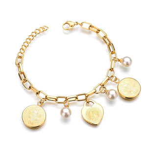 Summer Fashion Women's Bracelet Set High Quality Charm Beads Bracelet Jewelry For Ladies