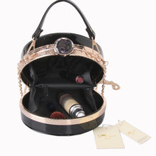 Women Fashion Pu Handlebag One Shoulder Cross Shoulder Evening Bag