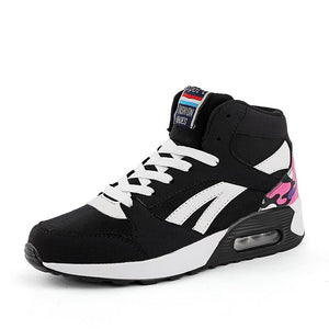Lace Up High Band Training Shoes for Women (1 pair)