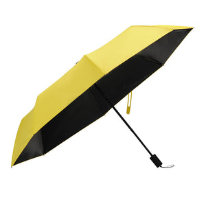 Travel Compact Umbrella Windproof Mini Sun & Rain Umbrella Ultra Light Parasol