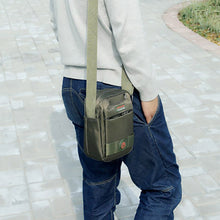 Classic Version Of Men's One-Shoulder Bag Slanted Men's Casual Fashion Simple Messenger Bagc