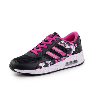 Camouflage Detail Vamps Training Shoes for Women (1 pair)