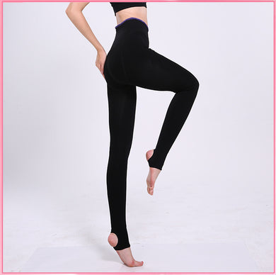 Women's Fashion Warm Keeping Pantyhose and Stirrup Legging Stockings (1 pair)