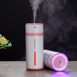 Lamp Humidifier M1-Cup LED Humidifier Air Diffuser Purifier Atomizer new M1 cup humidifier Electric Aroma Diffuser Mist