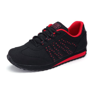 Classic Lace Up Running Shoes Fashion Sportswear (1 pair)
