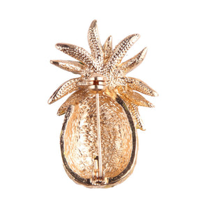 Pineapple Design Cute Brooch