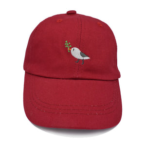 New Children's Baseball Cap For Children's Hat Wholesale Outdoor Embroidery Animal Girl Sun Protection Hat