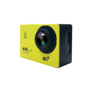 Sports DV 4K Sports Camera 2.4G Remote Control Motion DV Waterproof Camera Cross-Border Digital Hot Style