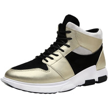 Thickened High Quarter Casual Sports Shoes for Men (1 pair)