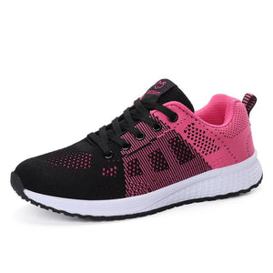Women Breathable Mesh Sneaker Shoes For Women Network Soft Casual Shoes (1 pair)
