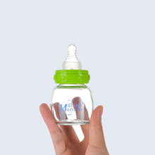 Brand 60ml Baby Feeding Cup Juice Cup Mini Portable Water Cup Sippy With Nipple Handles Children Training Cup