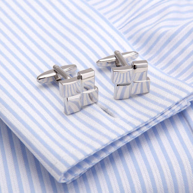 Top Quality Stylish Brass French Shirt Cufflinks Trendy Party Cuff links
