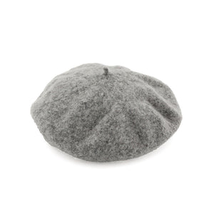 Women Autumn Winter Stage Knit Hood Woolen Fashion Hat