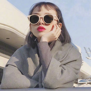 Retro Fashion Wayfarer Style Women's Sunglasses