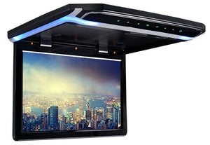Car Electronic 14 Inch Top Display Hd MP5 Top Display Monitor Mounted Bus
