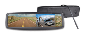 4.3 Inch Rear-View Mirror Display Rear View Mirror Car Monitor