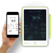 Green VSON 9 Inch LCD Digital Drawing & Writing Tablet Handwriting Pads E-Note Paperless Graffiti Board Toys For Children