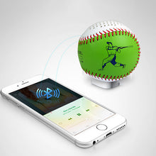 Creative New Bluetooth Portable Sound Box Baseball Football Appearance Small Speaker