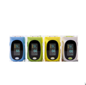 Finger Pulse Oximeter Portable Fingertip Pulse Oximeter