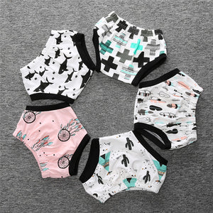 Baby Boys Girls Shorts Summer Cartoon Print Short Pants For Boy Kids Children Beach Shorts Baby Clothes