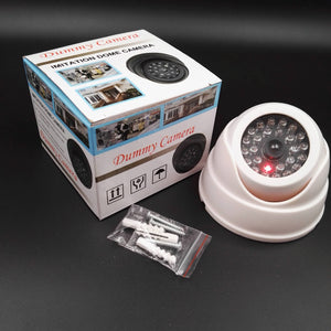 Fake Camera Simulation Monitor With Lamp Best For House And Office