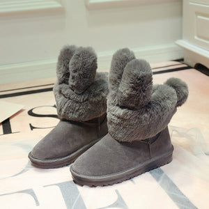 Autumn and Winter New Snow Boots