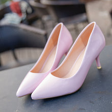 New Female Pointed Fine High Heels
