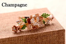 Hot Style Vintage Alloy Hairpin Drop Of The Fine Lady'S Oil Spring Clip Hair Accessories