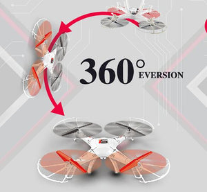 Anti-Fall Remote-Controlled Aircraft Aerial Photo Aerial Vehicle Four-Axis Uav Recharging Four Rotor Flying Saucer Children'S Toys