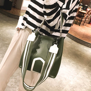 New Coming Fashion Style Diagonal Shoulder Handbag