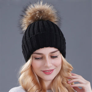 Soft Warm Beanie Hat Wireless Bluetooth Smart Caps Headphone Headset Speaker Mic