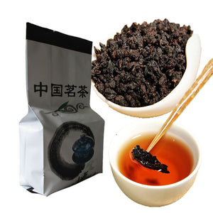 125g Black Oolong Slimming Tea Oil Black Oolong  Tea