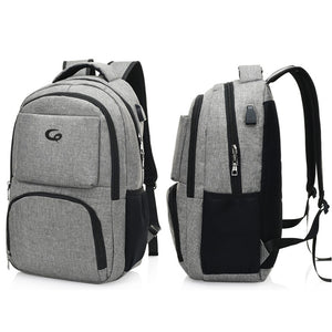 18 inches Outdoor Backpack School Fashion Casual and Business Men Bags