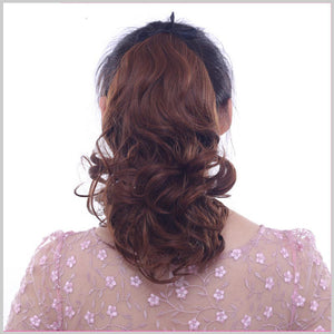 Short Curly Pony Tail Clip-in Hair Extension