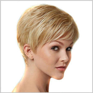 Short Straight Wigs for Ladies