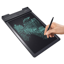 VSON White/Green 9 Inch LCD Digital Drawing & Writing Tablet Handwriting Pads E-Note Paperless Graffiti Board Toys For Children
