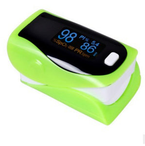 Oximeter Fingertip Blood Oxygen Saturation Test
