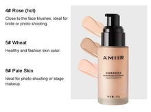 AMIIR Moisturizing Softening Liquid Foundation