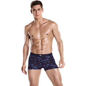 Bubble Pattern Men's Boxer Briefs