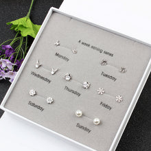 Autumn And Winter New Ear Studs And Earrings With A One-Week Ear Stud Earrings