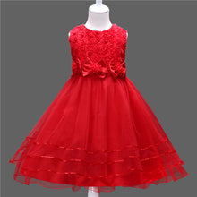 Flower Dresses Princess Dress One Piece  Girls