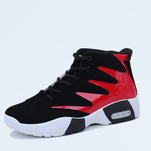 Autumn Winter The Black And White Korean Version Trend Of Black And White Fashion Shoes Casual Running Shoes