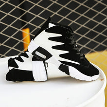 Autumn Winter Student Athletic Shoe Tide  New Travel Leisure Men Increase Fashion Sneakers