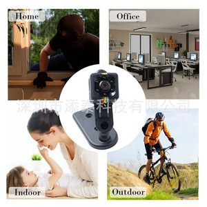 Multifunction Mini Camera SQ11 HD 1080P Camcorder HD Night Vision Mini Camera Aerial Sports Mini DV Voice Video Recorder