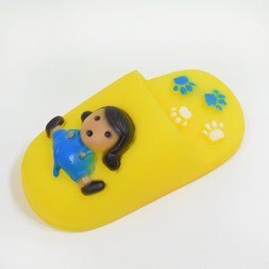 Slipper For Cats  Ring The Voice With A Single Shoe That Will Be Called  Pet Toy
