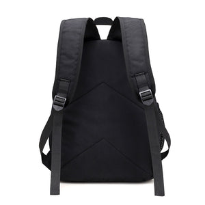 Layered Design Men Fashion Laptop Backpack Commutes and Office Work