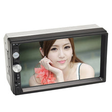 Seven-Inch Double Ingot MP5 Touch Screen Hd With Bluetooth Dual Ingot Car MP5